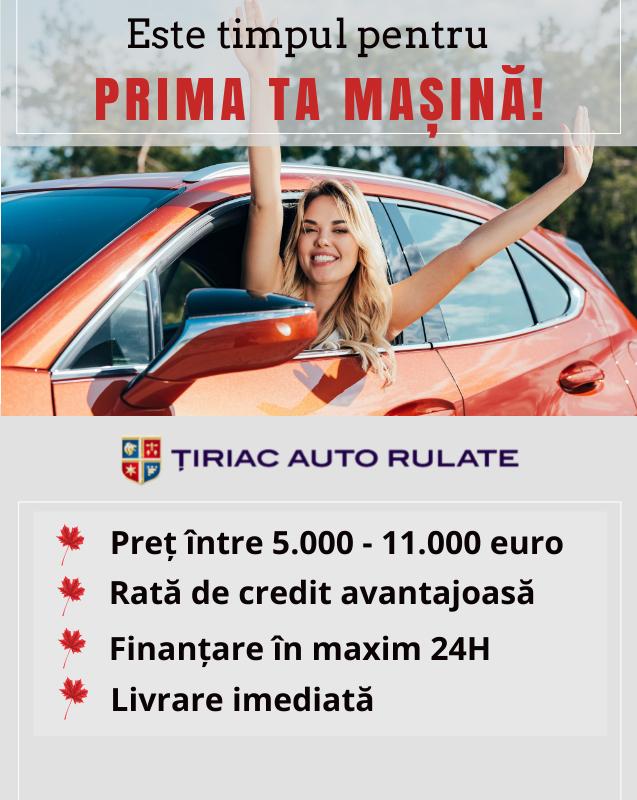 Tiriac Auto Pret Special